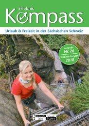 Erlebnis-Kompass 2018 Sächsische Schweiz
