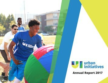 2017 Urban Initiatives Annual Report