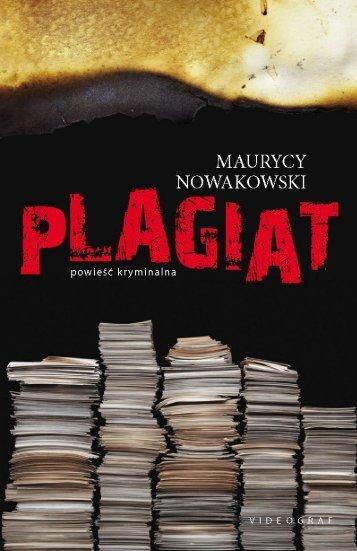 """Maurycy Nowakowski, """"Plagiat"""""""