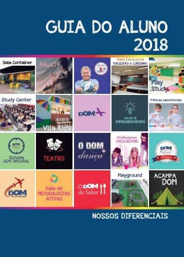 GUIA DO ALUNO | Dom Bosco Telêmaco Borba