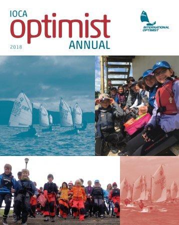 2018 Optimist Annual