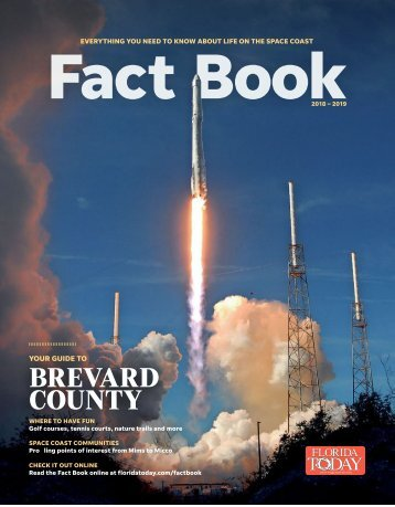 Brevard County Fact Book 2018 - 2019