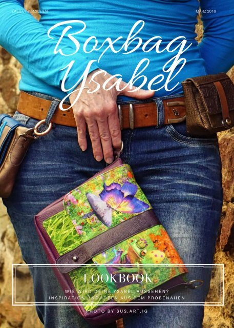 Lookbook Boxbag Ysabel