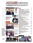 Acomee Mexico - Enero Febrero 2018 - Page 6