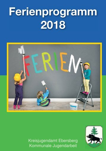 Ebersberger Ferienprogramm 2018