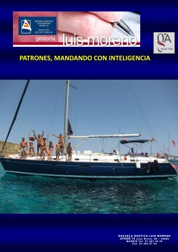 PATRONES, MANDANDO CON INTELIGENCIA - Náutica y Yates
