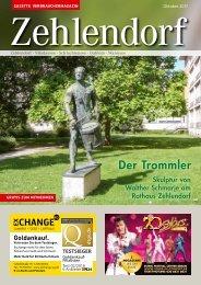 Gazette Zehlendorf Nr. 10/2017