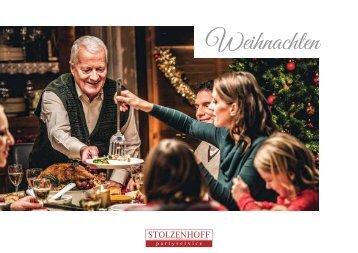Stolzenhoff Broschüre Weihnachten 03/2018
