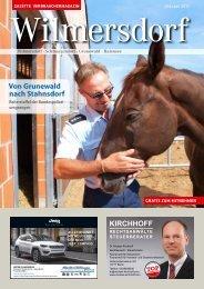Gazette Wilmersdorf Nr. 10/2017