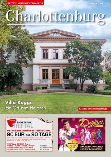Gazette Charlottenburg Nr.10/2017