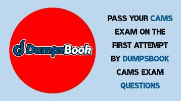 Cams Exam Questions