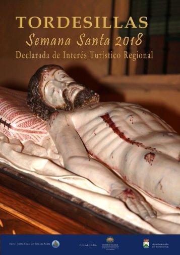 programa semana santa Tordesillas 2018