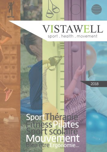 CATALOGUE VISTAWELL 2018 (FR)