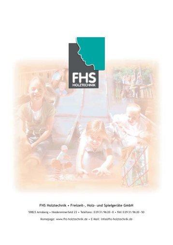 FHS PARQUES TEMATICOS EN ROBINIA