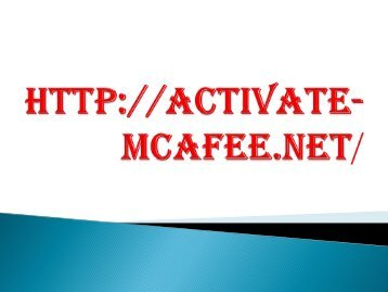 How to fix McAfee Subscription error after purchasing the renewal