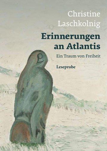 Erinnerungen an Atlantis – ein Traum von Freiheit