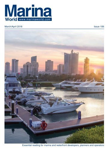 2018 March April Marina World