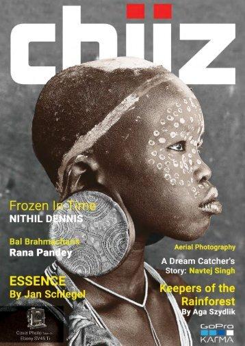 Chiiz Volume 3 : Tribal Photography