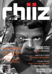 Chiiz Volume 5 : Travel Photography