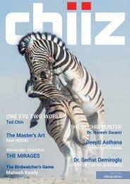 Chiiz Volume 4 : Wildlife Photography