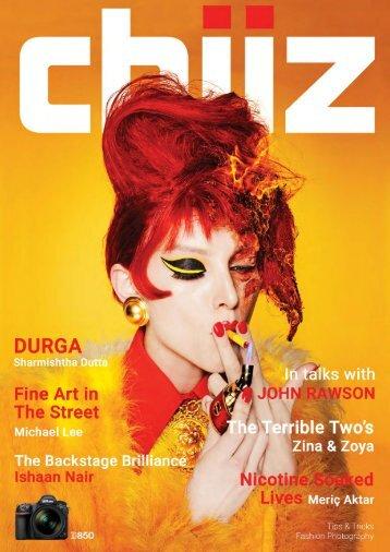 Chiiz Volume 7 :Fashion Photography