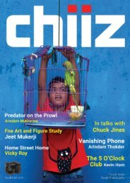 Chiiz Volume 8 : Street Photography