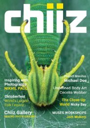 Chiiz Volume 11 : Macro Photography