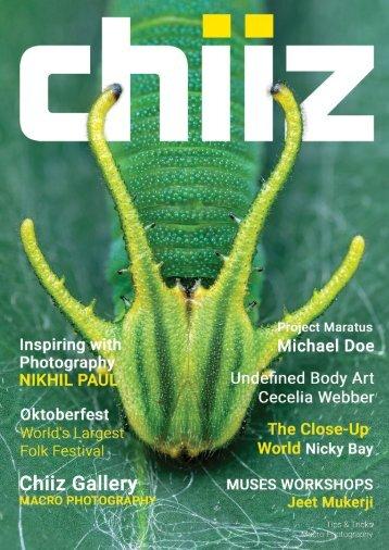 Chiiz Volume 11 : Macro Photography
