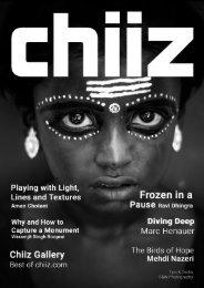 Chiiz Volume 10 : Black and White Photography
