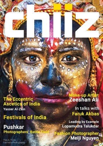 Chiiz Volume 9 : Festival Photography