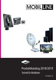 Mobilline Katalog Ausgabe 22