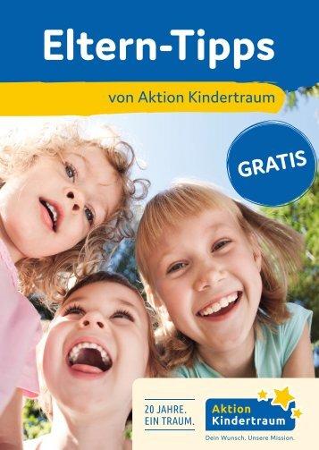 Aktion Kindertraum Eltern-Tipps LB-WN 2018