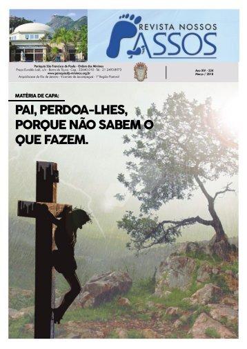 Revista Nossos Passos Março