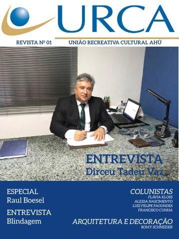 CLUBE URCA Edição 1