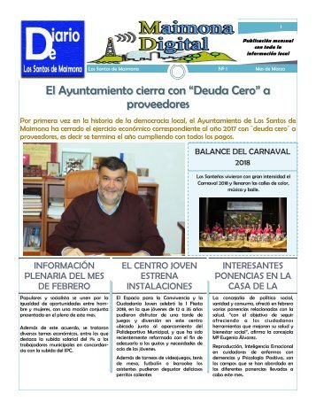 Diario Local de Marzo