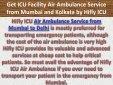 Get ICU Facility Air Ambulance Service from Mumbai and Kolkata by Hifly ICU - Page 2