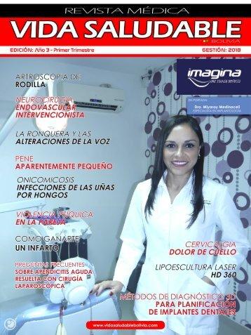 Revista Vida Saludable - 8va Edición