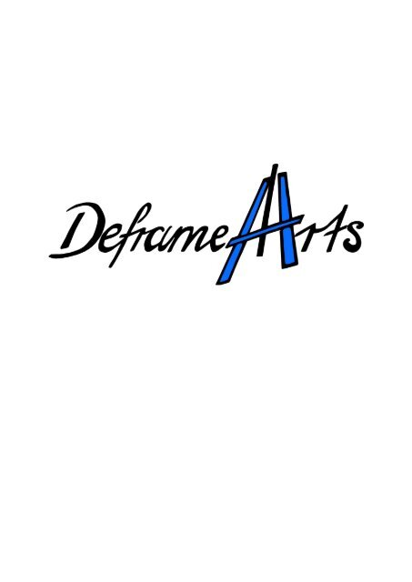 Deframe Arts Collection 2018