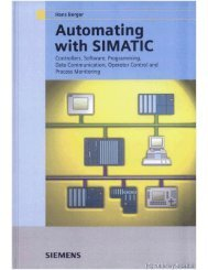 Automating with SIMATIC (2003)