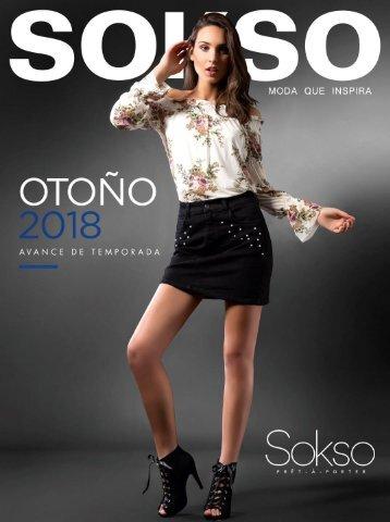 Sokso - Avance de Temporada Otoño 2018