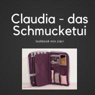 Lookbook Claudia von min ziari