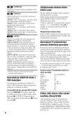 Sony DVP-SR750H - DVP-SR750H Consignes d'utilisation Croate - Page 6
