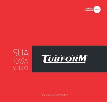 CATALOGO REVISTA TUBFORM 2018