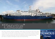 The new vessel of Oceanwide Expeditions