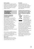 Sony DSC-RX1 - DSC-RX1 Consignes d'utilisation Slovaque - Page 3