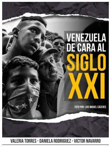 Venezuela de cara al siglo XXI. VDV