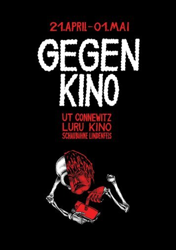 Programmheft GEGENkino #3 (21.04.2016—01.05.2016)