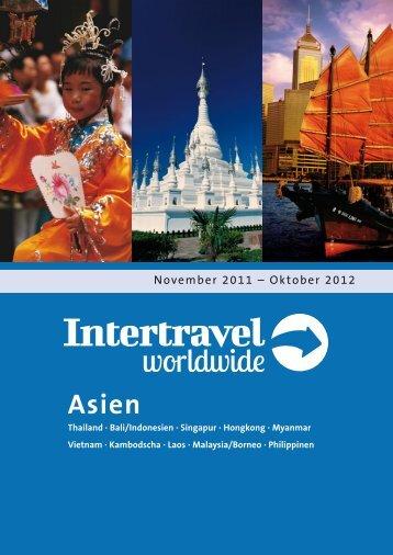 INTERTRAVEL Asien 1112