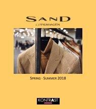 Sand Lookbook SS 2018_completo b