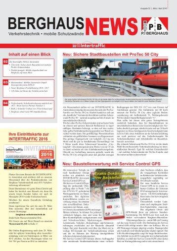 Berghaus News Ausgabe 52